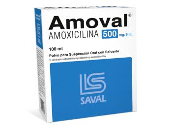 para que sirve la amoxicilina capsulas de 500 mg