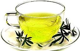 El té verde es bueno para el peso corporal y el colesterol HDL